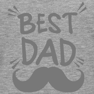 best dad mustache 802 Long sleeve shirts - Men's Premium Longsleeve Shirt