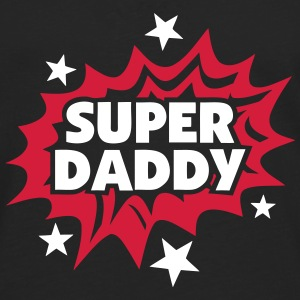 super daddy explosion 802 Manches longues - T-shirt manches longues Premium Homme