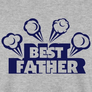 best father explosion smoke 802 Hoodies & Sweatshirts - Men's Sweatshirt
