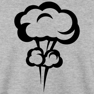 Explosion mushroom nuclear drawing 33 Hoodies & Sweatshirts - Men's Sweatshirt