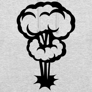 Explosion mushroom nuclear drawing 30 Hoodies & Sweatshirts - Unisex Hoodie