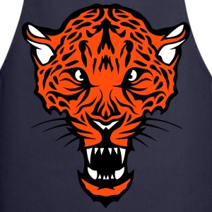 Leopards head super drawing 302  Aprons - Cooking Apron