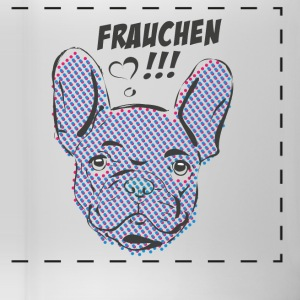 Frensh Bulldog Tazze & Accessori - Tazza con vista