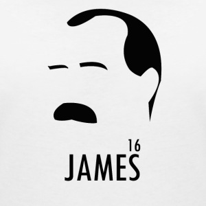 James Connolly Easter 1916 Rising Irish T-shirts - Women's V-Neck T-Shirt