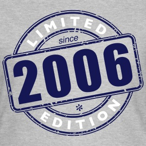 LIMITED EDITION SINCE 2006 T-Shirts - Frauen T-Shirt