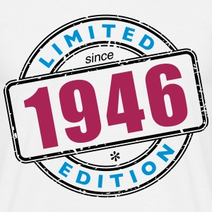 LIMITED EDITION SINCE 1946 T-Shirts - Männer T-Shirt
