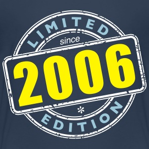 LIMITED EDITION SINCE 2006 T-Shirts - Kinder Premium T-Shirt