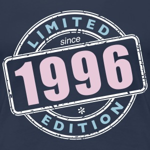 LIMITED EDITION SINCE 1996 T-Shirts - Frauen Premium T-Shirt