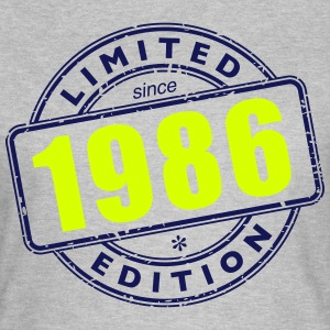 LIMITED EDITION SINCE 1986 T-Shirts - Frauen T-Shirt