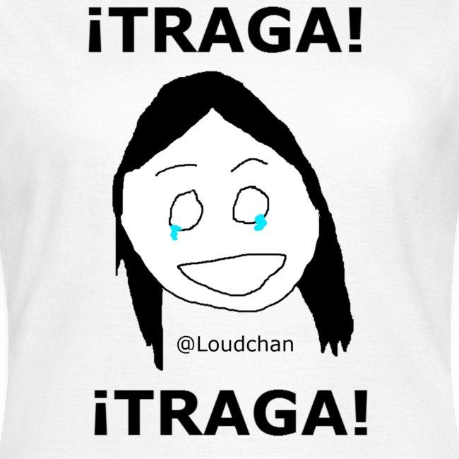 1b4a689cb Camiseta Basica Mujer  Traga-Traga