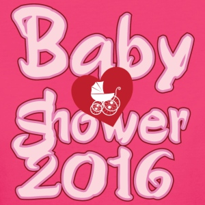 Baby shower 2016 - Women's Organic T-shirt