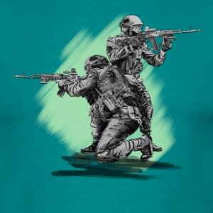 Special Forces T-shirts - Herre-T-shirt