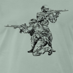 Special Forces T-shirts - Herre premium T-shirt