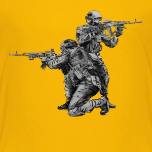 Special Forces Shirts - Teenage Premium T-Shirt