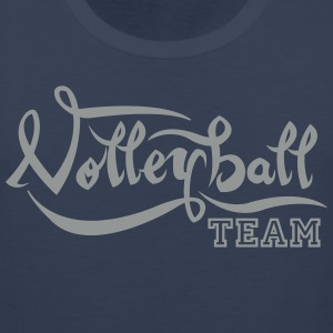 volleyball team Tank Tops - Männer Premium Tank Top