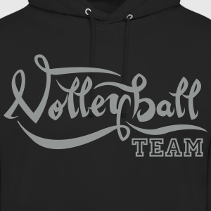 volleyball team Pullover & Hoodies - Unisex Hoodie