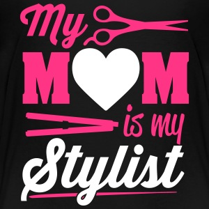 My mom is my stylist Shirts - Kids' Premium T-Shirt