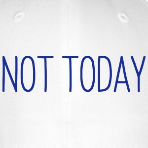 NOT TODAY Kasketter & Huer - Flexfit baseballcap