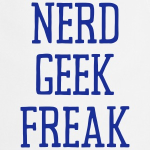 NERD GEEK FREAK  Aprons - Cooking Apron