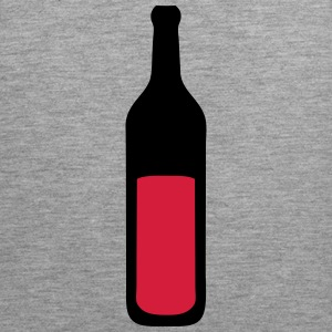 Wine bottle 202 Sports wear - Men's Premium Tank Top
