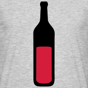 Wine bottle 202 T-Shirts - Men's T-Shirt