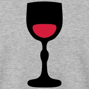 Wine glass _202 Hoodies & Sweatshirts - Men's Sweatshirt