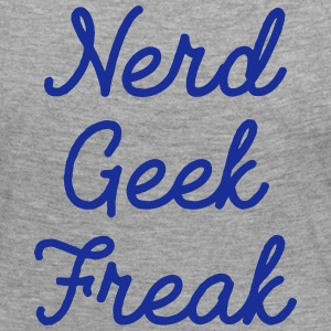 NERD-SHIRT Long Sleeve Shirts - Women's Premium Longsleeve Shirt