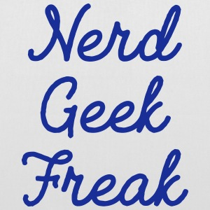 NERD-SHIRT Bags & Backpacks - Tote Bag