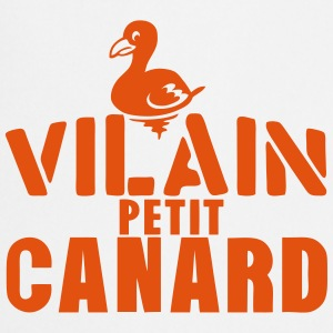 vilain petit canard citation expression Tabliers - Tablier de cuisine