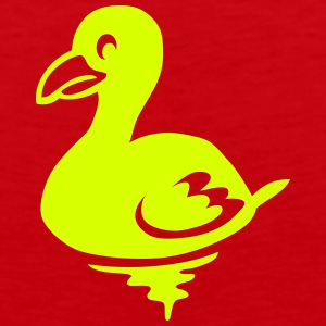 Duck drawing 102 Sports wear - Men's Premium Tank Top