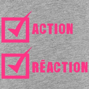 Action valid reaction case Shirts - Kids' Premium T-Shirt
