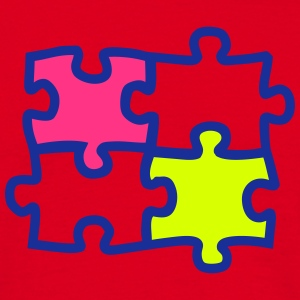 Puzzle piece 2901 T-Shirts - Men's T-Shirt