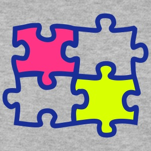 Puzzle piece 2901 Hoodies & Sweatshirts - Men's Sweatshirt