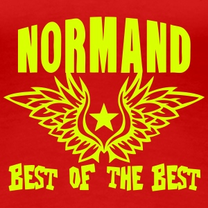 normand breton best of the best Tee shirts - T-shirt Premium Femme