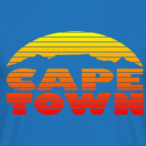 TableMountain-Sunset Tee shirts - T-shirt Homme