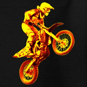 enduro orange T-Shirts - Teenager T-Shirt