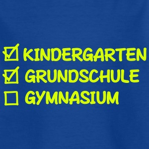 Gymnasium T-Shirts - Teenager T-Shirt