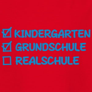 Realschule T-Shirts - Teenager T-Shirt