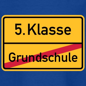 5. Klasse T-Shirts - Teenager T-Shirt