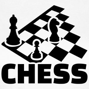 Chess T-Shirts - Frauen T-Shirt