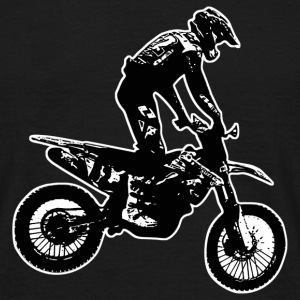 enduro black T-Shirts - Men's T-Shirt