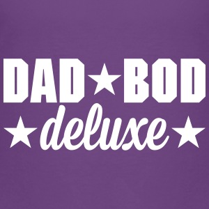 Dad bod deluxe T-shirts - Premium-T-shirt barn