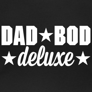 Dad bod deluxe T-Shirts - Women's Scoop Neck T-Shirt