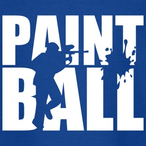 Paintball T-Shirts - Kinder T-Shirt