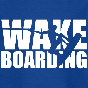 Wakeboarding T-Shirts - Kinder T-Shirt