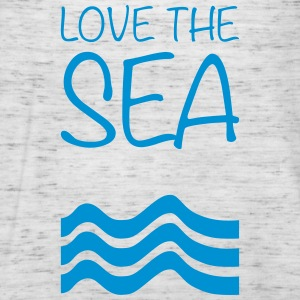 Love the Sea Tops - Frauen Tank Top von Bella