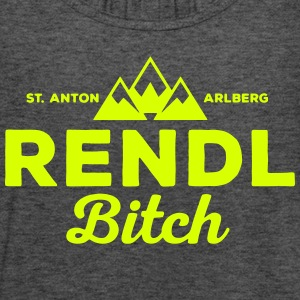 St. Anton Rendl Bitch Top - Frauen Tank Top von Bella