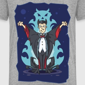 Halloween Scary but Funny Vampire Shirts - Kids' Premium T-Shirt