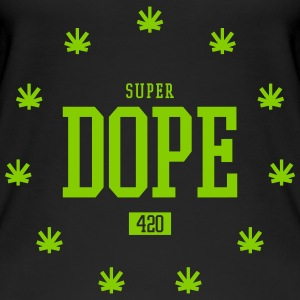 Super Dope 420 Tops - Frauen Bio Tank Top