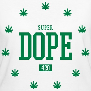 Super Dope 420 T-Shirts - Frauen Bio-T-Shirt